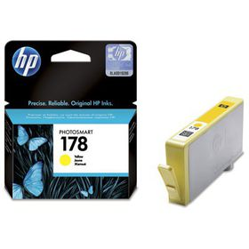 HP 178 Yellow Ink Cartridge