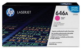 HP 646A Magenta LaserJet Toner Cartridge