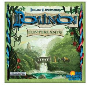 Dominion Hinterlands Board Game - Expansion Pack