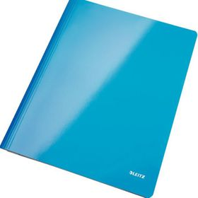 Leitz WOW A4 Document Flat File - Blue