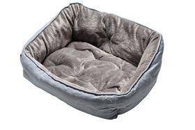 Rogz - Dog Bed 520mm x 380mm x 250mm - Ivory Bone