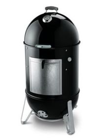 Weber - 57cm Smokey Mountain Cooker - Black