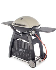 Weber - Gas Grill - Grey