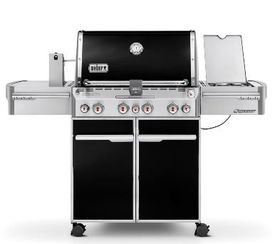 Weber - Summit Gas Grill - E470