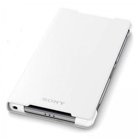 best authentic 474e2 6af86 Sony Xperia Z2 Style Cover - White
