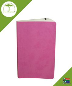 Eco Journal Soft Cover A5 - Pink