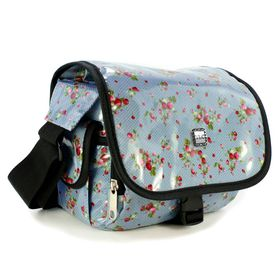 Tuff-Luv Rockabetty Range Toploader Camera Bag Blue