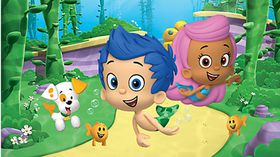 LeapFrog LeapTV Learning Game: Bubble Guppies