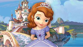 LeapFrog LeapTV Learning Game : Disney Sofia the First