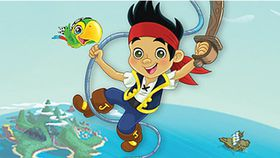 LeapFrog LeapTV Learning Game: Jake and the Neverland