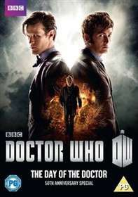 Doctor Who: The Day of the Doctor (Import DVD)