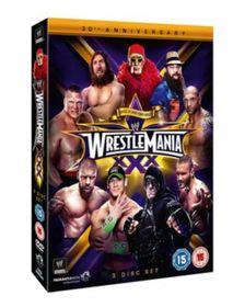 WWE: WrestleMania 30 (Import DVD)