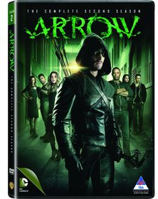 Arrow Season 2 (DVD)