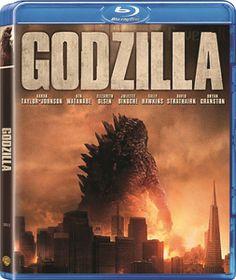 Godzilla (2014) (Blu-ray)