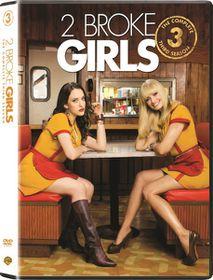 2 Broke Girls Season 3 (DVD)