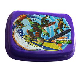 Teenage Mutant Ninja Turtles Trek Sandwich Box