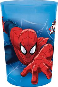 Spiderman Go Trek Stackable Tumbler