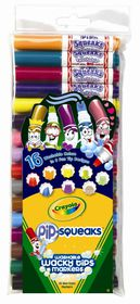 Crayola Pipsqueak Wacky Tips - 16 Piece