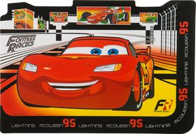 Cars Formula Racers Placemat
