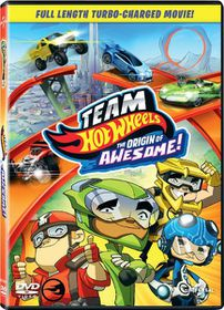 Hot Wheels: The Origins Of Awesome (DVD)