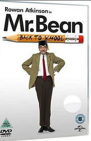 Back To School Mr. Bean (DVD)