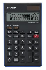 Sharp EL-144T Desk Calculator