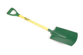 Lasher Tools - Domestic Spade With Steel Shaft Handle