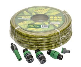Lasher Tools - 20mm x 30m Hose Pipe With Fittings