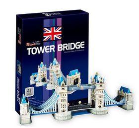 Cubic Fun Tower Bridge UK - 41 Piece 3D Puzzle