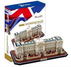 Cubic Fun Buckingham Palace UK - 72 Piece 3D Puzzle