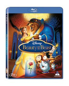 Walt Disney's Beauty and the Beast (Blu-ray)
