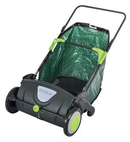Tandem - 21 Inch Sweep-it Lawnsweeper and Leaf Collector
