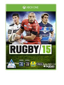 Rugby 15 (Xbox One)