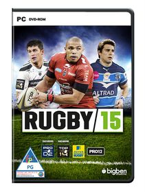 Rugby 15 (PC)