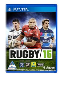 Rugby 15 (PS Vita)