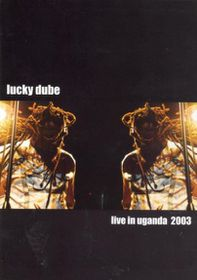 Lucky Dube - Live In Uganda 2003 (DVD)