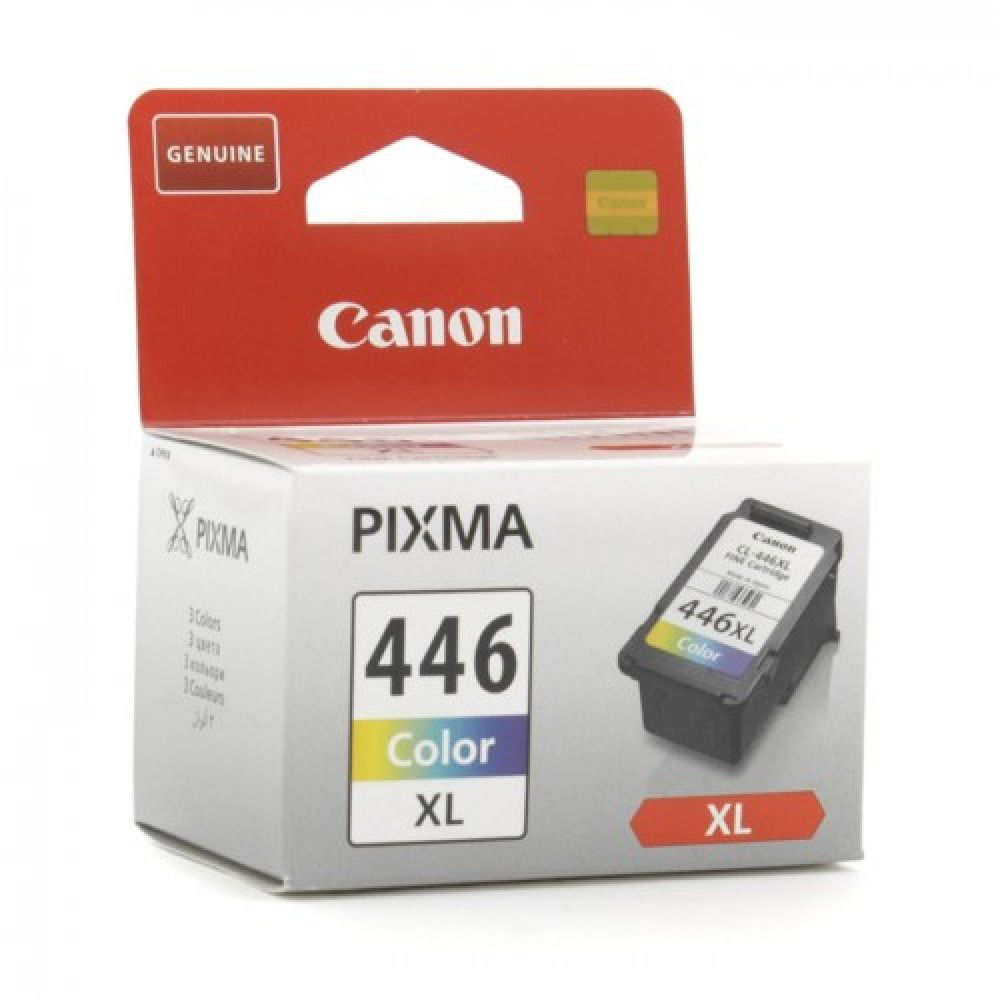 Canon Products Available To Buy Online Cl 57 Original Cartridge 446xl Tri Colour Ink