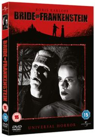 Bride Of Frankenstein (Orig) - (Import DVD)