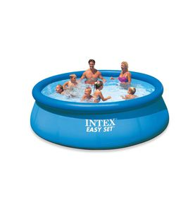 Intex - Pool - Easy-Set - No Pump - Blue