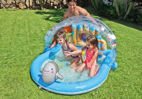 Intex - Play Centre Summer Lovin - Green