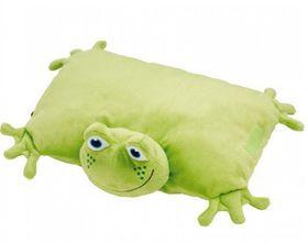 Go Travel Folding Pillow - Frog