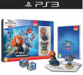 Disney Infinity 2.0 Toy Box Combo Pack (PS3)