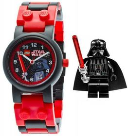 LEGO Star Wars Darth Vader Watch with Minifigure