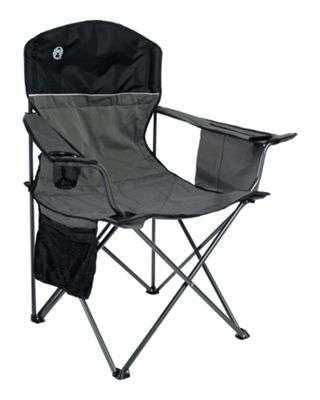 coleman - oversized quad chair with cooler | buy online in south