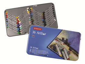Derwent Artbar Bars - Tin of 36