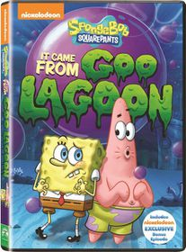 Spongebob Squarepants: It Came From Goo Lagoon (DVD)