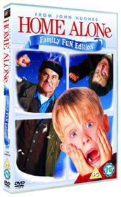 Home Alone (Family Fun Edition) - (Import DVD)