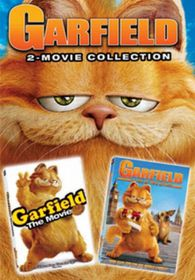 Garfield 1 & 2 Double Pack - (Import DVD)