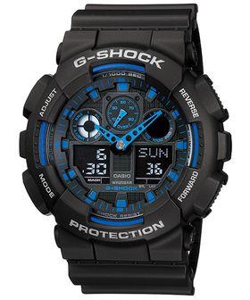 Casio G-Shock GA-100-1A2 Watch