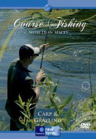 Dean Macey-Carp & Grayling - (Import DVD)
